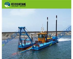 亿博国际平台下载绞吸式挖沙船- JL CSD-250