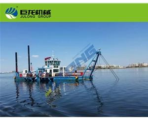亿博国际平台下载河道挖泥船- JL CSD-400 系列