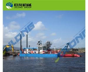 亿博国际平台下载清淤挖沙船- JL CSD-450 系列