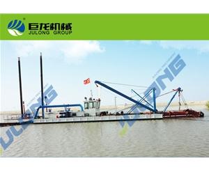 亿博国际平台下载浅海疏浚挖沙船- JL CSD-550 系列