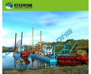 亿博国际平台下载码头清淤挖泥船- JL CSD-500 系列